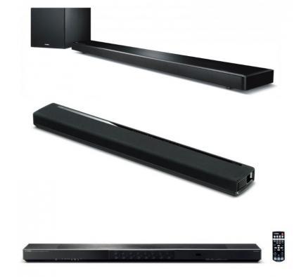Комплект из Yamaha YSP-1600 Black+Yamaha YAS-306 Black+Yamaha YSP-2700 Black