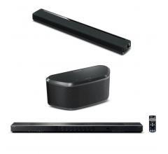 Комплект из Yamaha YSP-1600 Black+Yamaha WX-030 Black+Yamaha YAS-306 Black