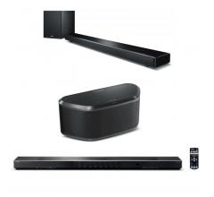 Комплект из Yamaha YSP-1600 Black+Yamaha WX-030 Black+Yamaha YSP-2700 Black