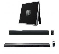Комплект из Yamaha YSP-1600 Black+Yamaha Restio ISX-18 Black+Yamaha YAS-306 Black
