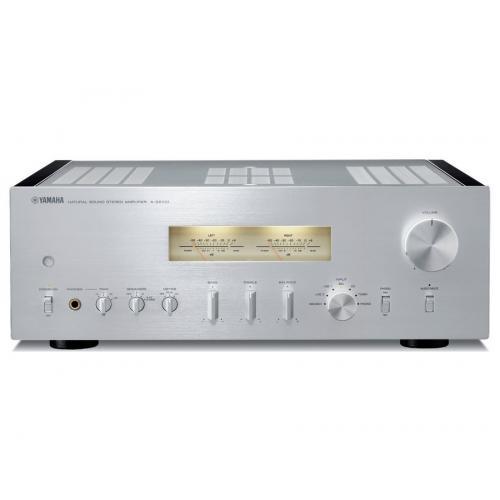 Yamaha A-S2100 Silver-Piano Black