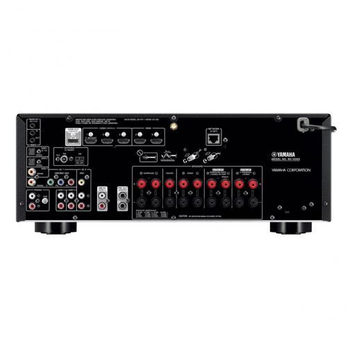 Комплект из Yamaha RX-V683 Black + Yamaha RX-V683 Black