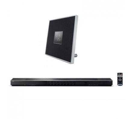 Комплект из Yamaha YSP-1600 Black+Yamaha Restio ISX-80 Black