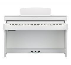 Yamaha CLP-645 White