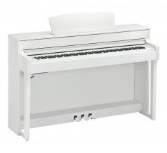 Yamaha CLP-645 Bluetooth White