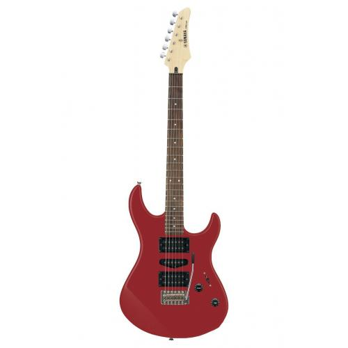 Yamaha ERG121GPII Metallic Red