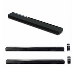 Комплект из Yamaha YSP-1600 Black+Yamaha YSP-1600 Black+Yamaha YSP-2700 Black