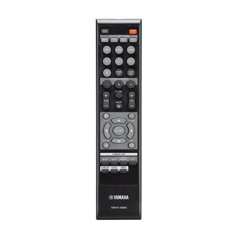 Yamaha YSP-2700 Black