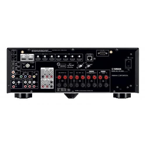 Комплект из Yamaha RX-A880 Black+Yamaha RX-A880 Black