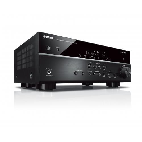 Комплект Yamaha Movie SET 7390: RX-V485+NS-7390+NS-P51 Black