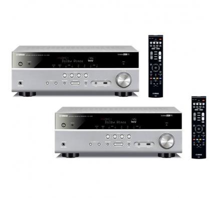 Комплект из Yamaha RX-V585 Titanium+Yamaha RX-V585 Titanium