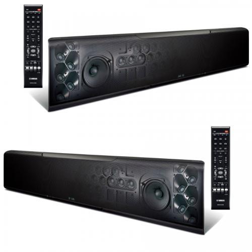 Комплект из Yamaha YSP-5600 Black+Yamaha YSP-5600 Black