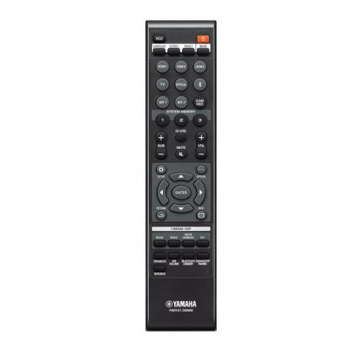 Yamaha YSP-2500 Black