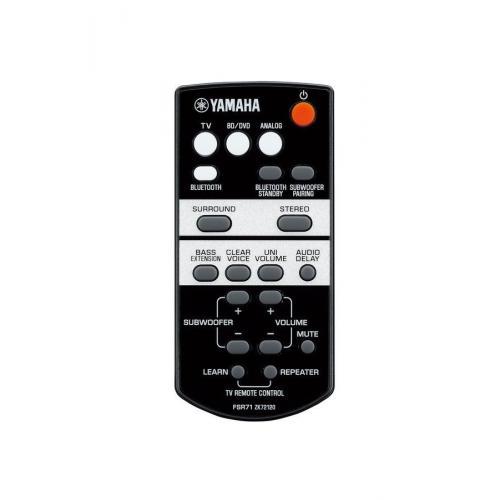 Yamaha YAS-203 Black