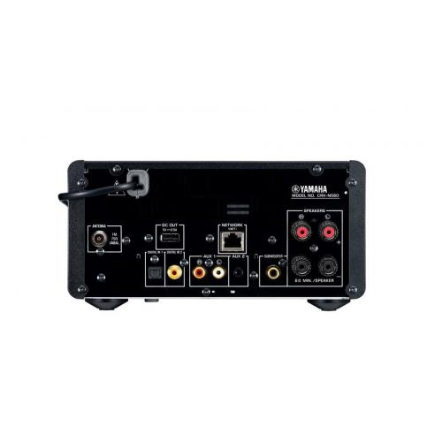 Yamaha MCR-N560 Black