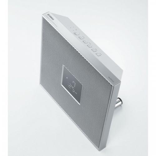Комплект из Yamaha Restio ISX-80 White+Yamaha Restio ISX-80 White