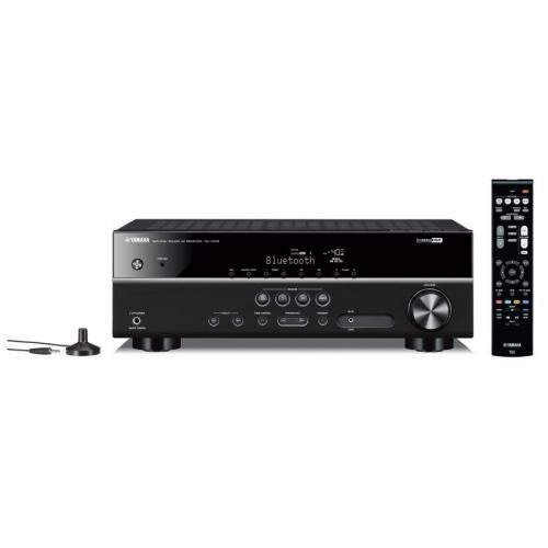 Yamaha Movie SET 7390: RX-V379 + NS-7390 + NS-P60 Black