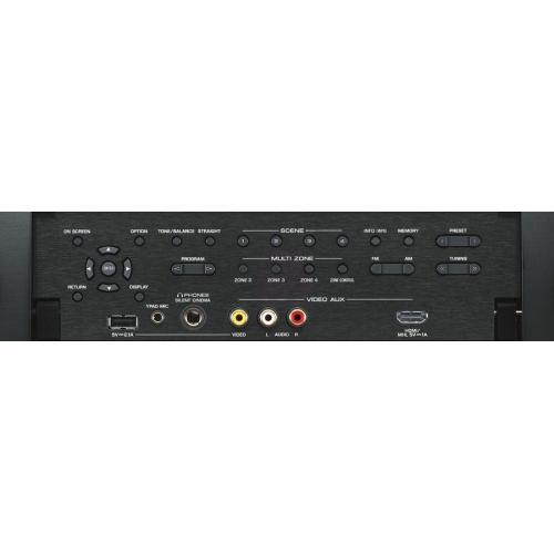 Yamaha RX-A2040 Black