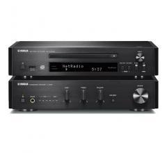 Yamaha MCR-N870 Black without acoustics