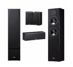 Yamaha Set NS-F51 NS-P51 Black