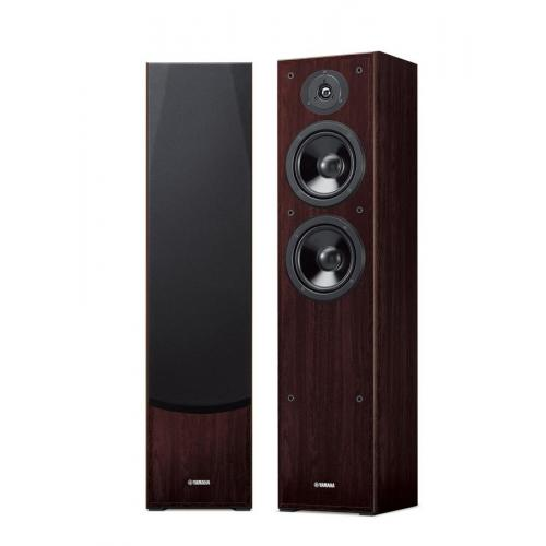 Yamaha Set NS-F51 NS-P51 Walnut