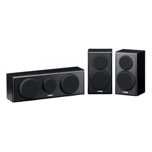 Yamaha Set NS-140 NS-P150 Black