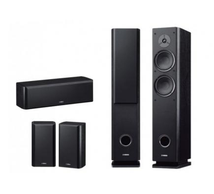 Yamaha Set NS-F160 NS-P160 Black
