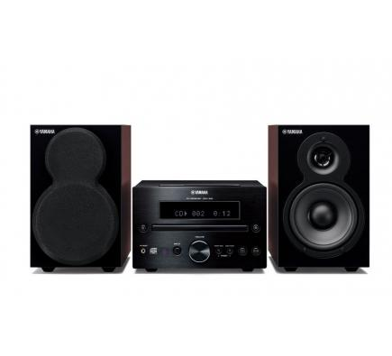 Yamaha MCR-232 Black-Brown