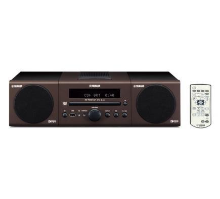 Yamaha MCR-040 Brown