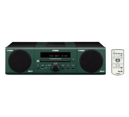 Yamaha MCR-040 Dark Green