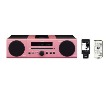 Yamaha MCR-140 Pink