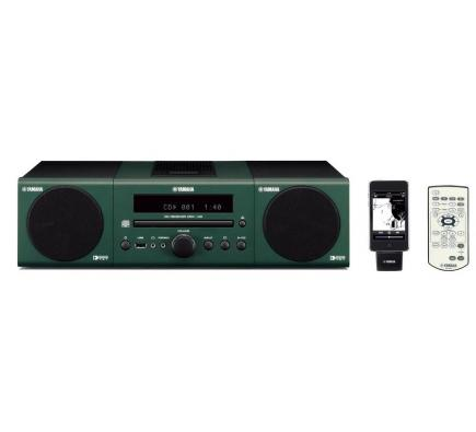 Yamaha MCR-140 Dark Green