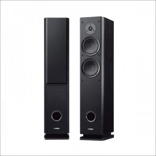 Yamaha Kino SYSTEM 481 (RX-V481 + NS-F160 + NS-P160) Black