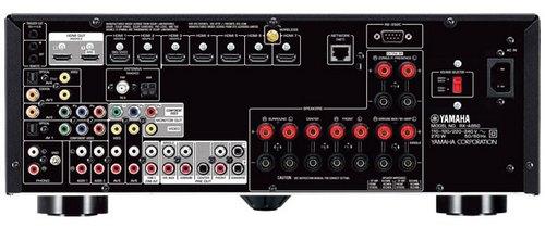 Yamaha RX-A850 обзор