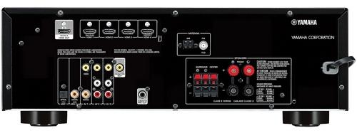 Yamaha RX-V379 обзор