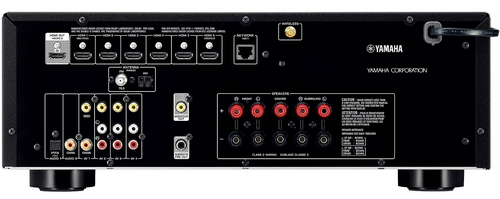 Yamaha RX-V479 обзор