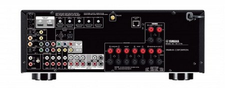 Yamaha RX-V779 обзор